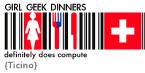 Identità di Girl Geek Dinners Ticino