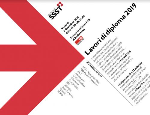 ESPOSIZIONE DEI LAVORI DI DIPLOMA SSST 2019
